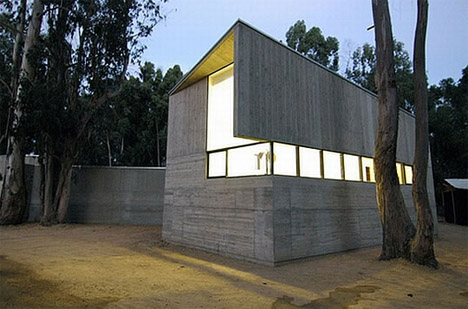 Will Concrete Houses Ever Come To The US roof