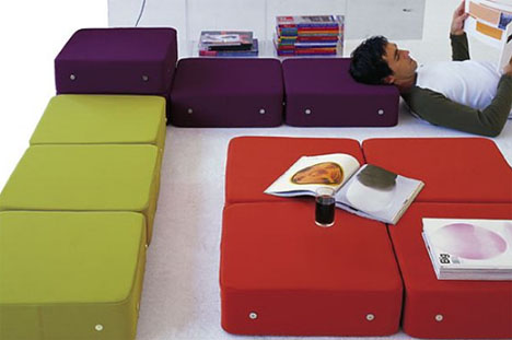 moveable-multi-colored-floor-pillows