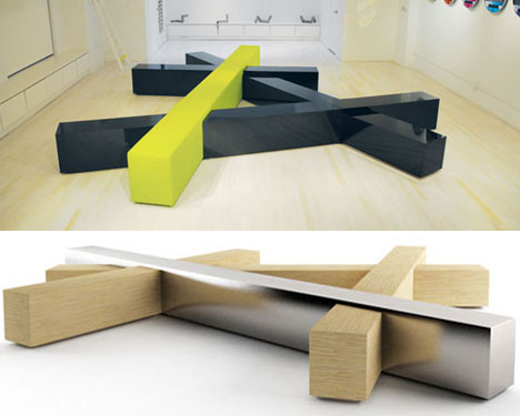 multidirectional-wood-metal-modern-bench