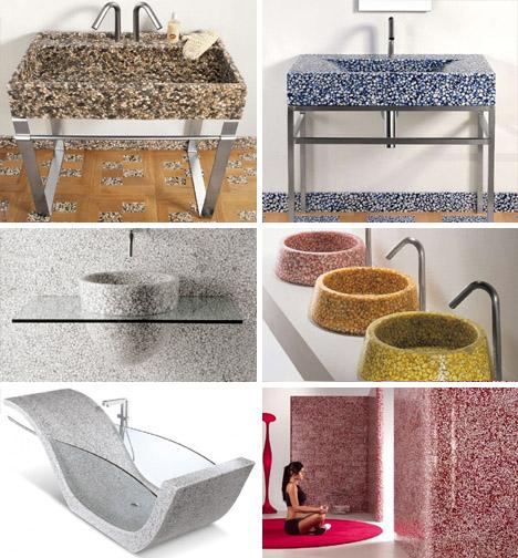 resin-pebble-design-material