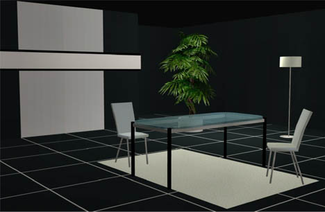 Virtual Interior Design on Sims Interior Design
