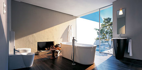 Modern Bathroom Layouts home house design: 8 bathroom interior layouts: modern, classic