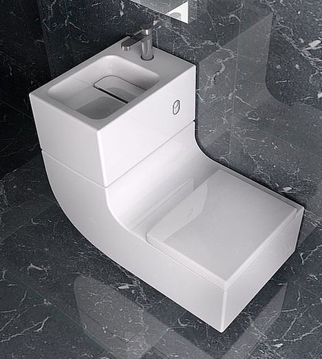 combined-sink-and-toilet-fixture