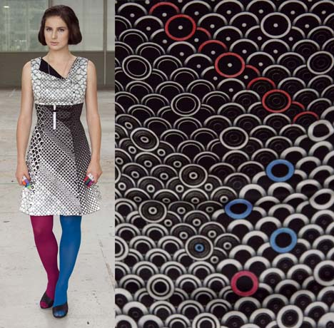 diy-colorful-dress-design