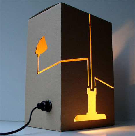 diy-cardboard-lamp-design