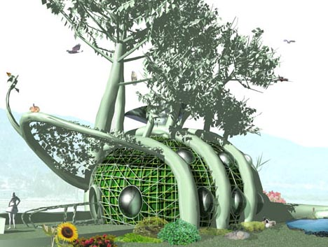 growing-livign-tree-house-design