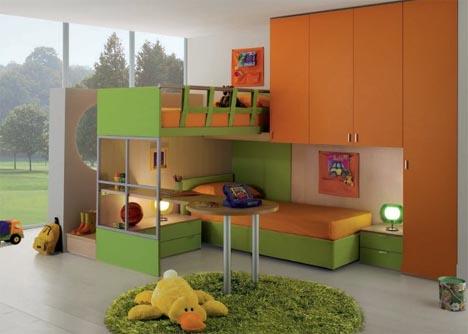 houses design interactive interiors convertible kids bedroom