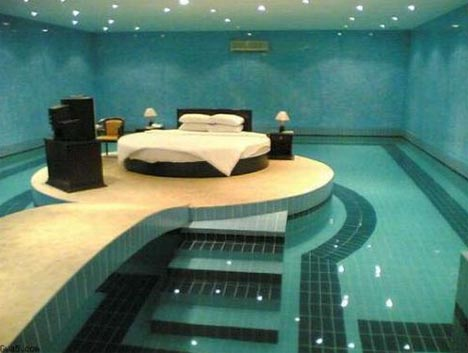 bedroom designs funny