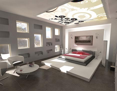 modern interior design ideas for bedrooms - Home Interior ...