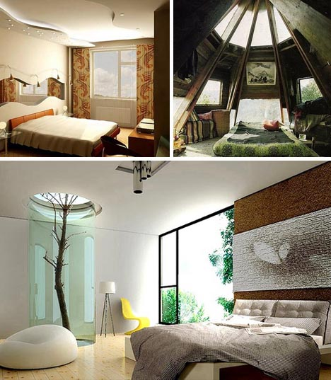 bedroom designs offbeat