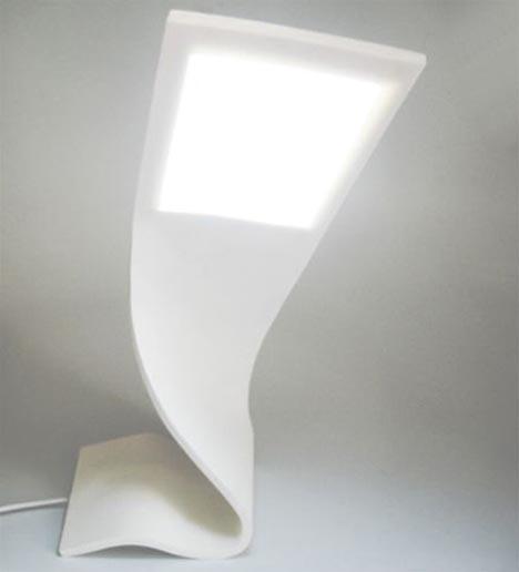 Diy Bending Desk & Table Lamp Design ~ Best Inspiration for Table Lamp