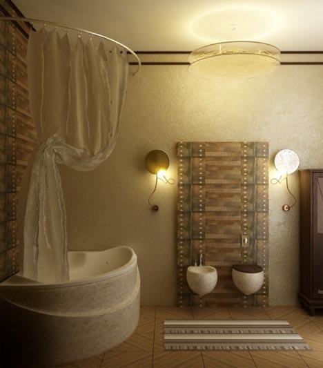 bathroom traditional interior design Bathroom Designs
