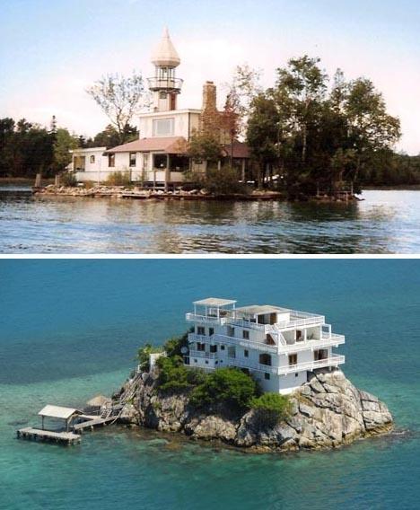 small island home designs