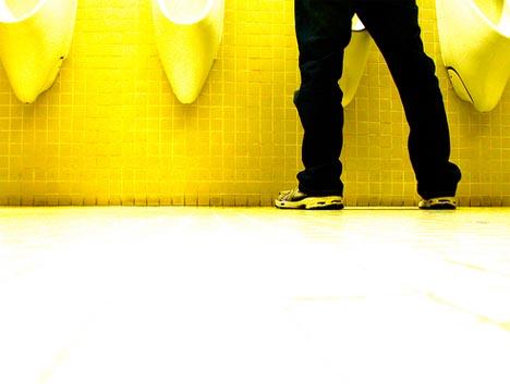 bathroom creative photo