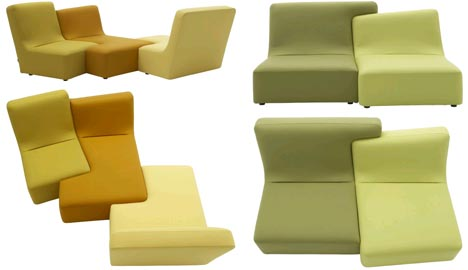 couch convertible sofa set