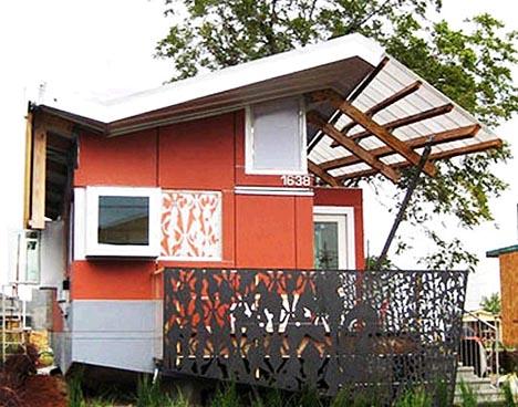 Rumah anti-banjir