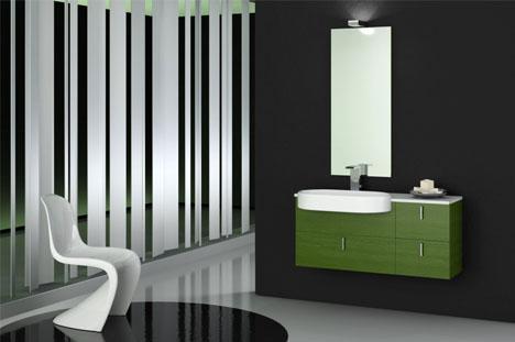 bathroom design color