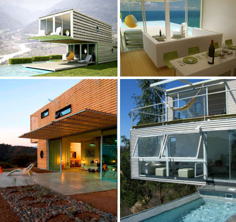 cargo shipping container homes
