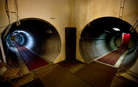 missile Silo-home for sale