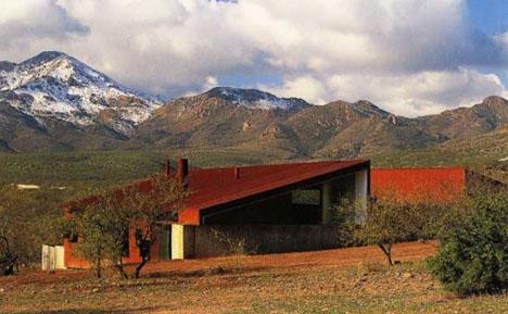 modern desert home design