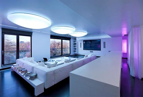 colorful interior design a