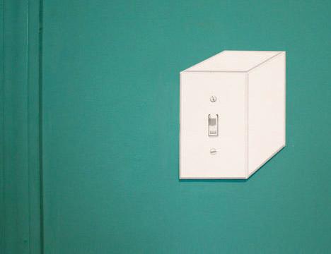 decorative wall switchplate