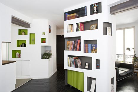 furnishing small apartment. (small) apartment space is