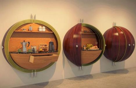 Kitchen Remodel Designs: Weird Kitchens