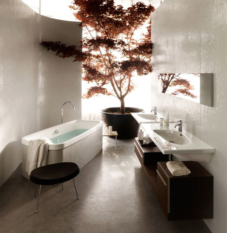 home bathroom fixtures 10 ideas for tile tubs toilets - Designer Ideas