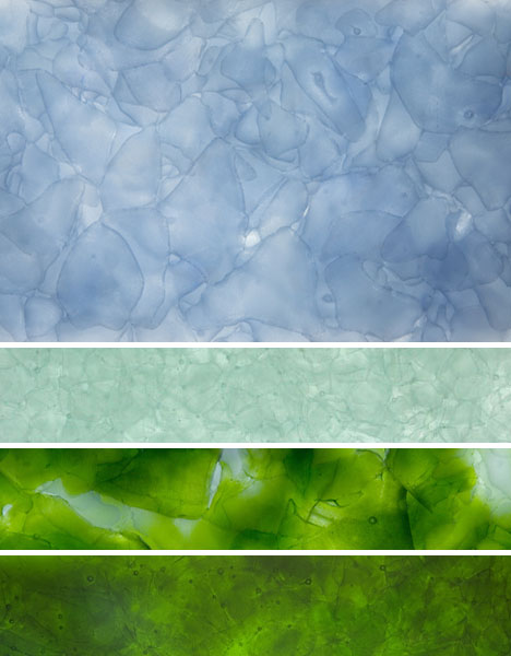... Recycled Bio-Glass: Super-Strong Surface Material Desktop Wallpapers
