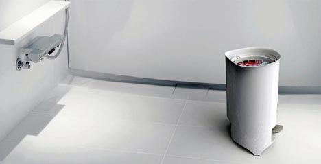Little Laundry: Portable Top Loading Mini Washing Machine