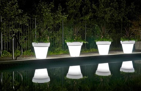 glow in the dark pots