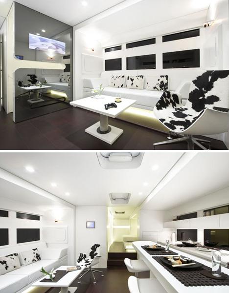Vip information deluxe designer mobile home - Luxus designer mobel ...