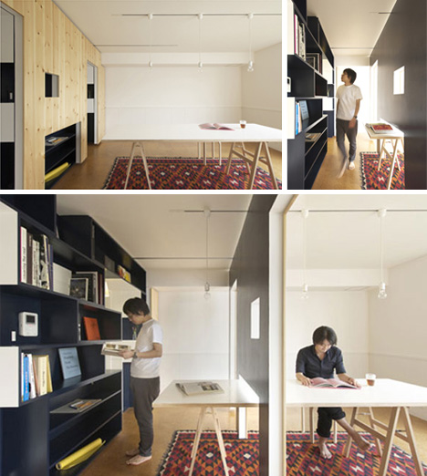 Partition Magic: Space-Saving Mobile Interior Room Dividers ...