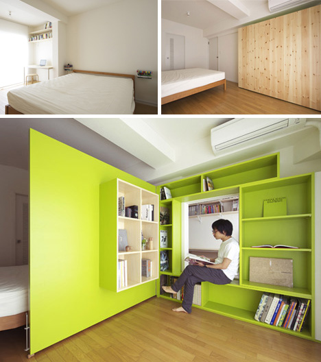 Apartment Small Space Decorating