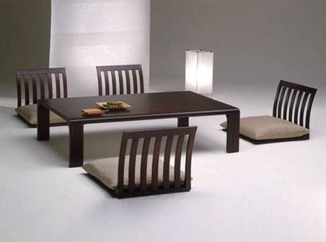 japanese dinner furniture set Furnitures