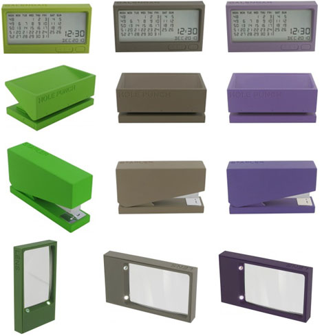 saeba com ocd organizers set of 7 modular desktop office products