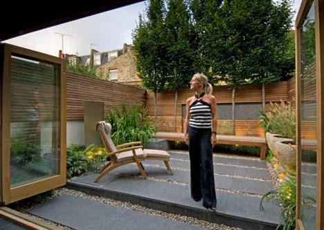 London Yard: 7 Grassless Gardens for Modern Urban Homes