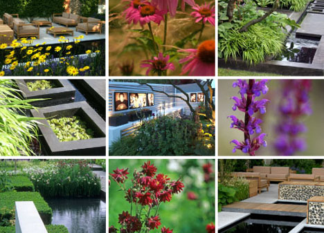 London Yard: 7 Grassless Gardens for Modern Urban Homes
