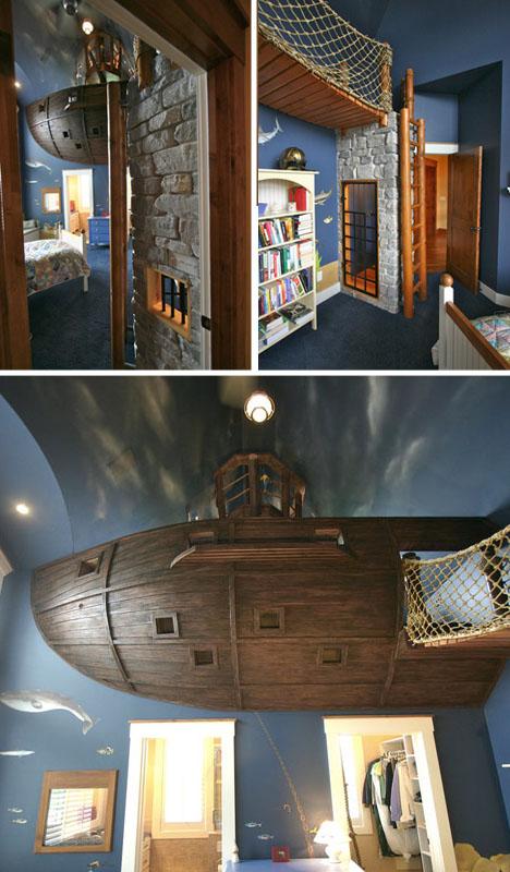 Детская-корабль
