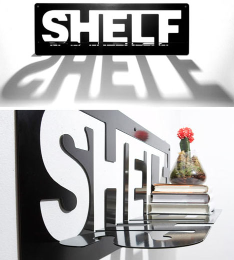 Hyllan shelf