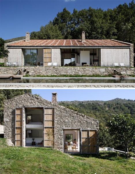 Design Caller ~ Selected Spaces: Renovate a Barn into ...