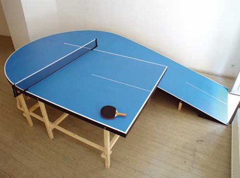 Ping Pong Peculiar: 6 Extreme(ly Fun) Table Tennis Surfaces   VIP Assembly    Professional Assembly, Delivery Services In Washington DC And Baltimore MD