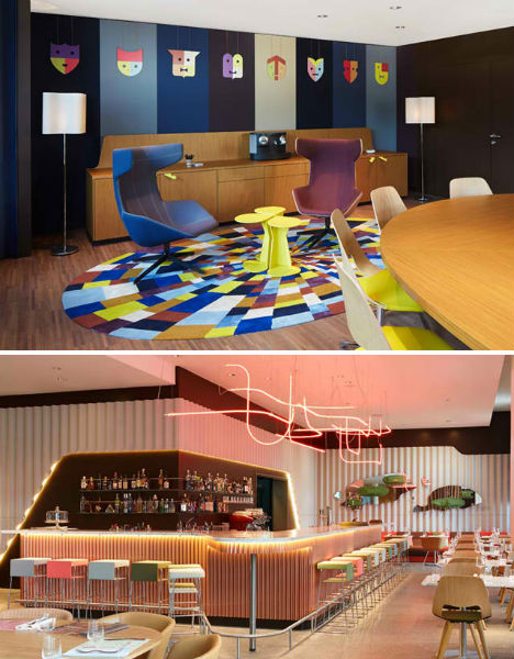 25Hours Hotel is an Eclectic Place to Stay in Zurich - image 25Hours-Hotel-Zurich-3 on http://bestdesignews.com