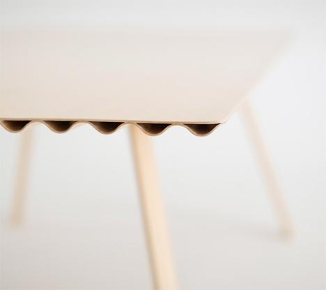 Hubert Lightest Timber Table 3