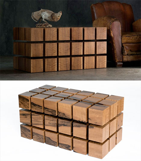 Magnetic Levitating Cube Table 2