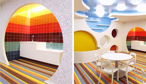 colorful rooms kalorias kids space