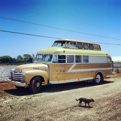 Converted Bus Home 1