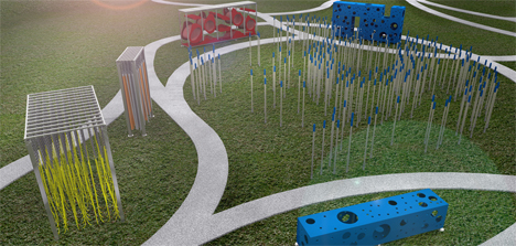 free play kid-led interactive playgrounds
