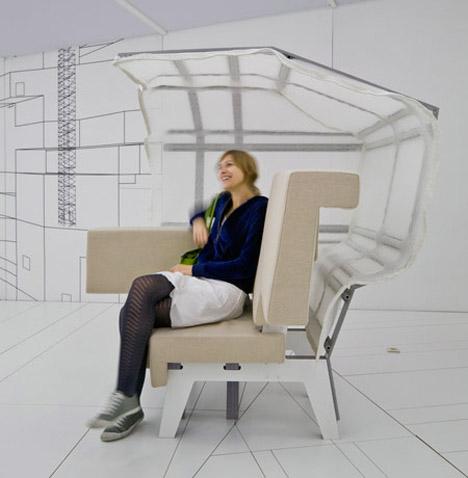 Work Sofa: Transforming Multi-Purpose Office Furniture
